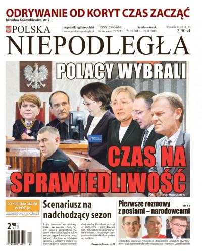 Polska Niepodległa 42/2015