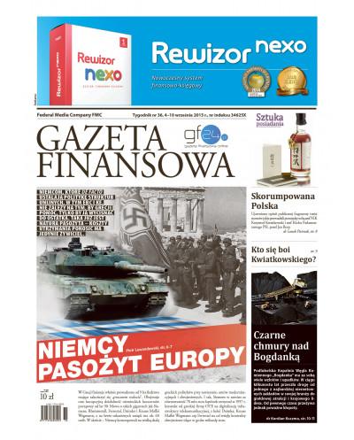 Gazeta Finansowa 36/2015
