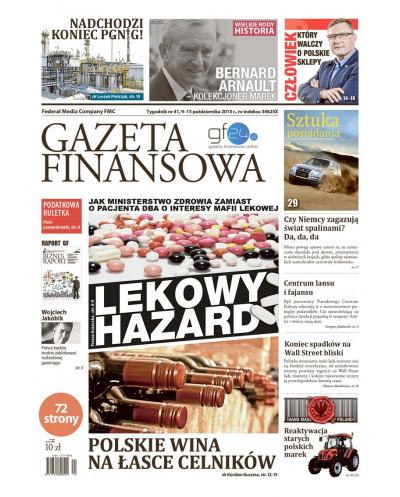 Gazeta Finansowa 41/2015