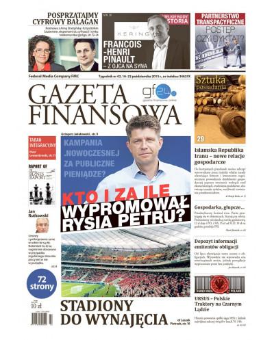 Gazeta Finansowa 42/2015