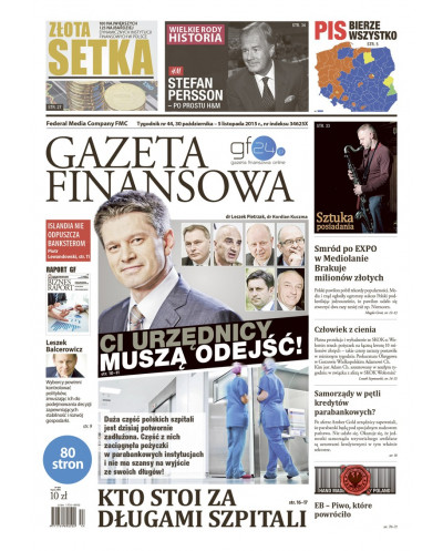 Gazeta Finansowa 44/2015