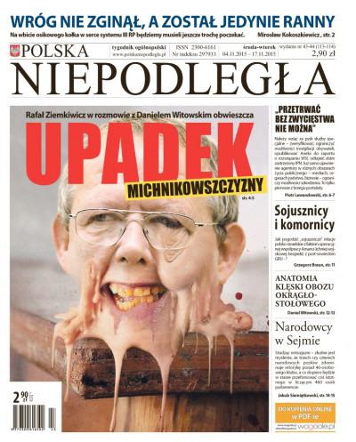 Polska Niepodległa 43-44/2015