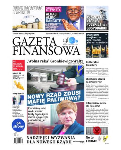 Gazeta Finansowa 46/2015
