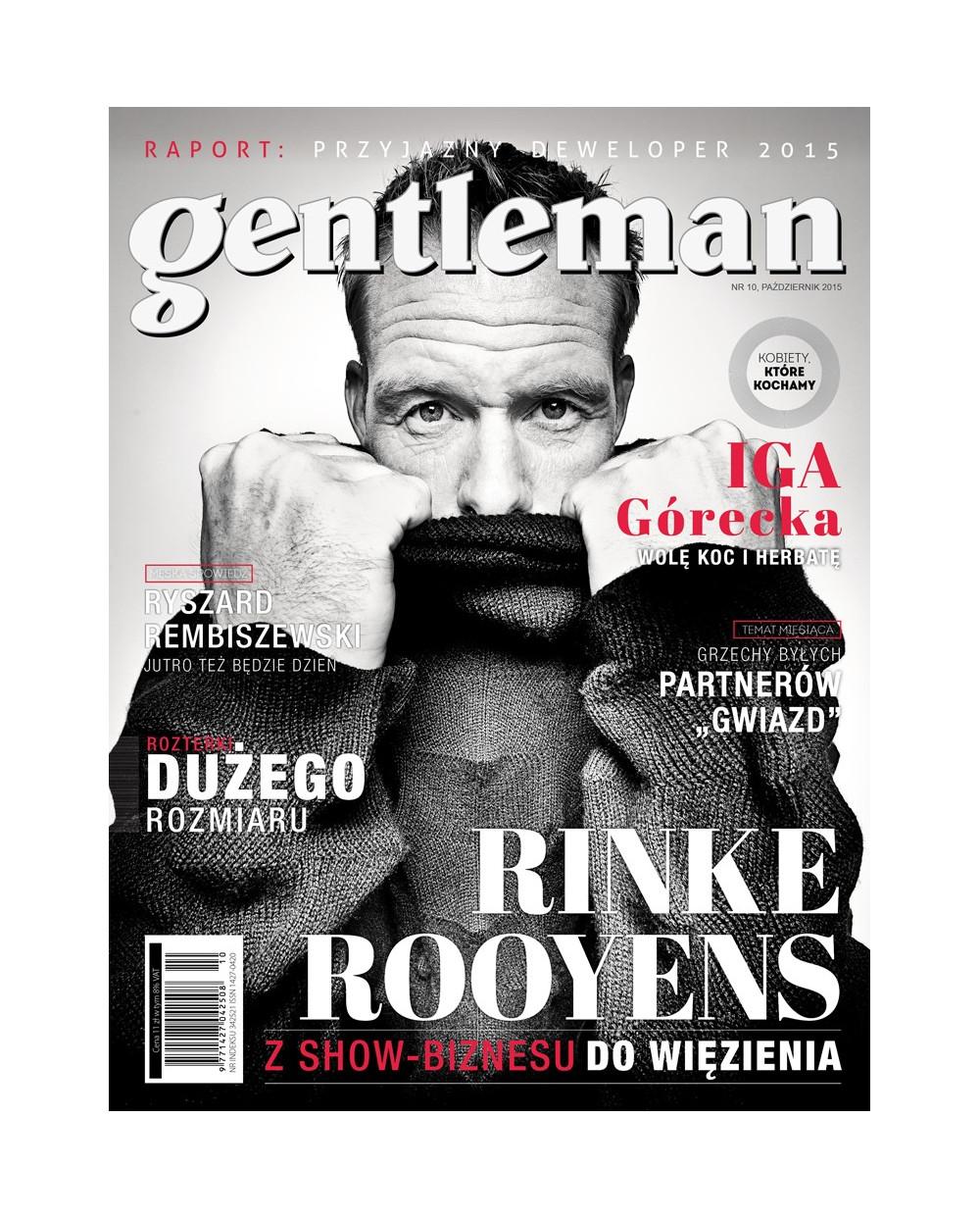 Gentleman 10/2015