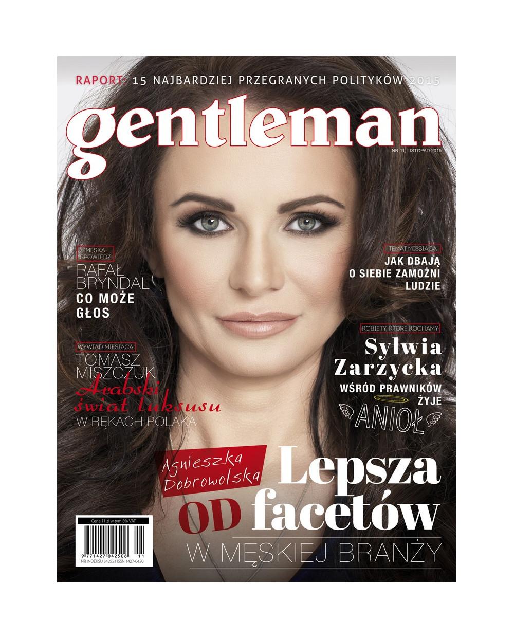 Gentleman 11/2015