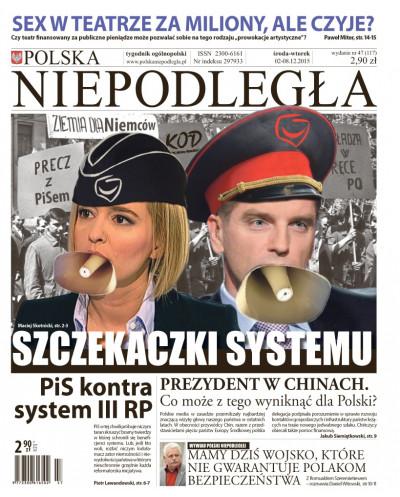 Polska Niepodległa 47/2015