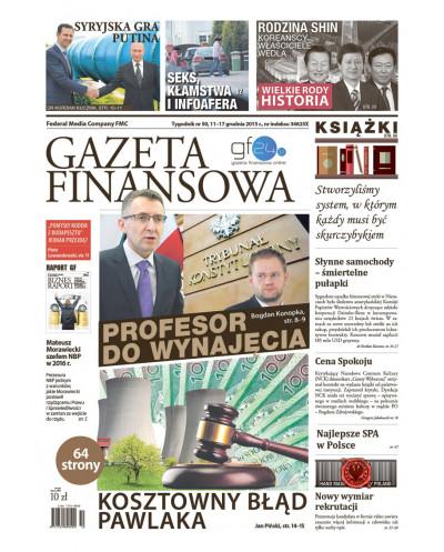Gazeta Finansowa 50/2015
