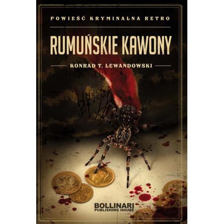 Rumuńskie Kawony - Konrad T. Lewandowski - eBOOK