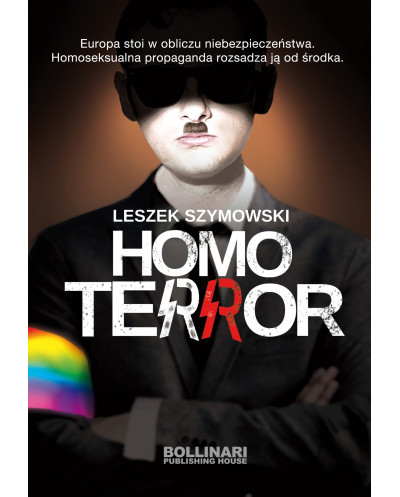 Homo terror - Leszek Szymowski