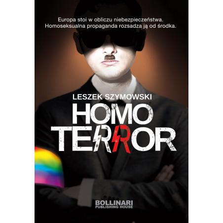 Homo terror - Leszek Szymowski - eBOOK