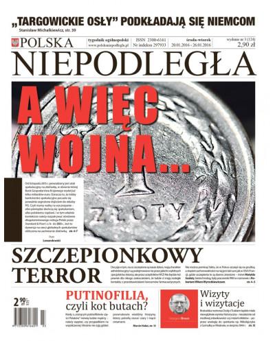 Polska Niepodległa 03/2016