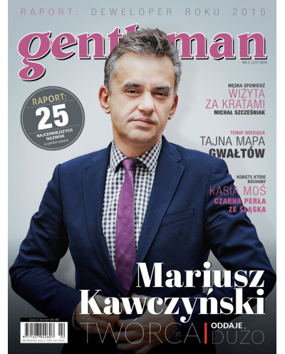 Gentleman 02/2016