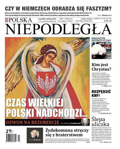 Polska Niepodległa 12/2016