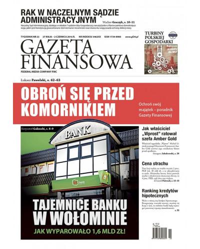 Gazeta Finansowa 22/2016