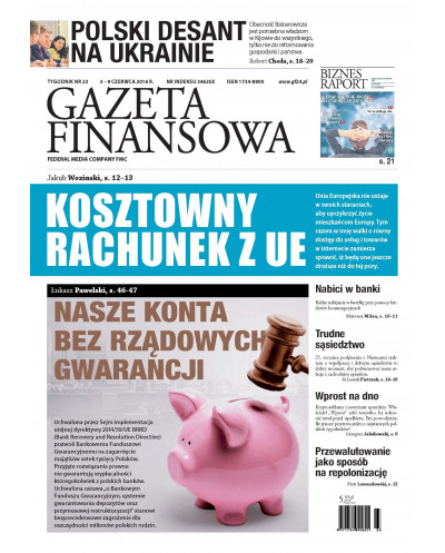 Gazeta Finansowa nr 23_2016
