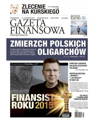 Gazeta Finansowa 24/2016