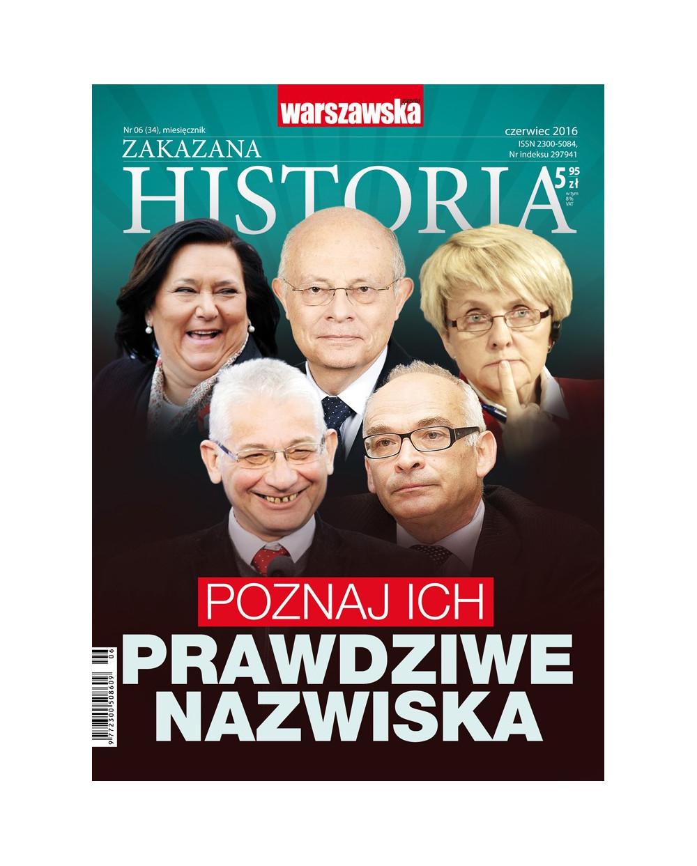 Zakazana Historia 6/2016
