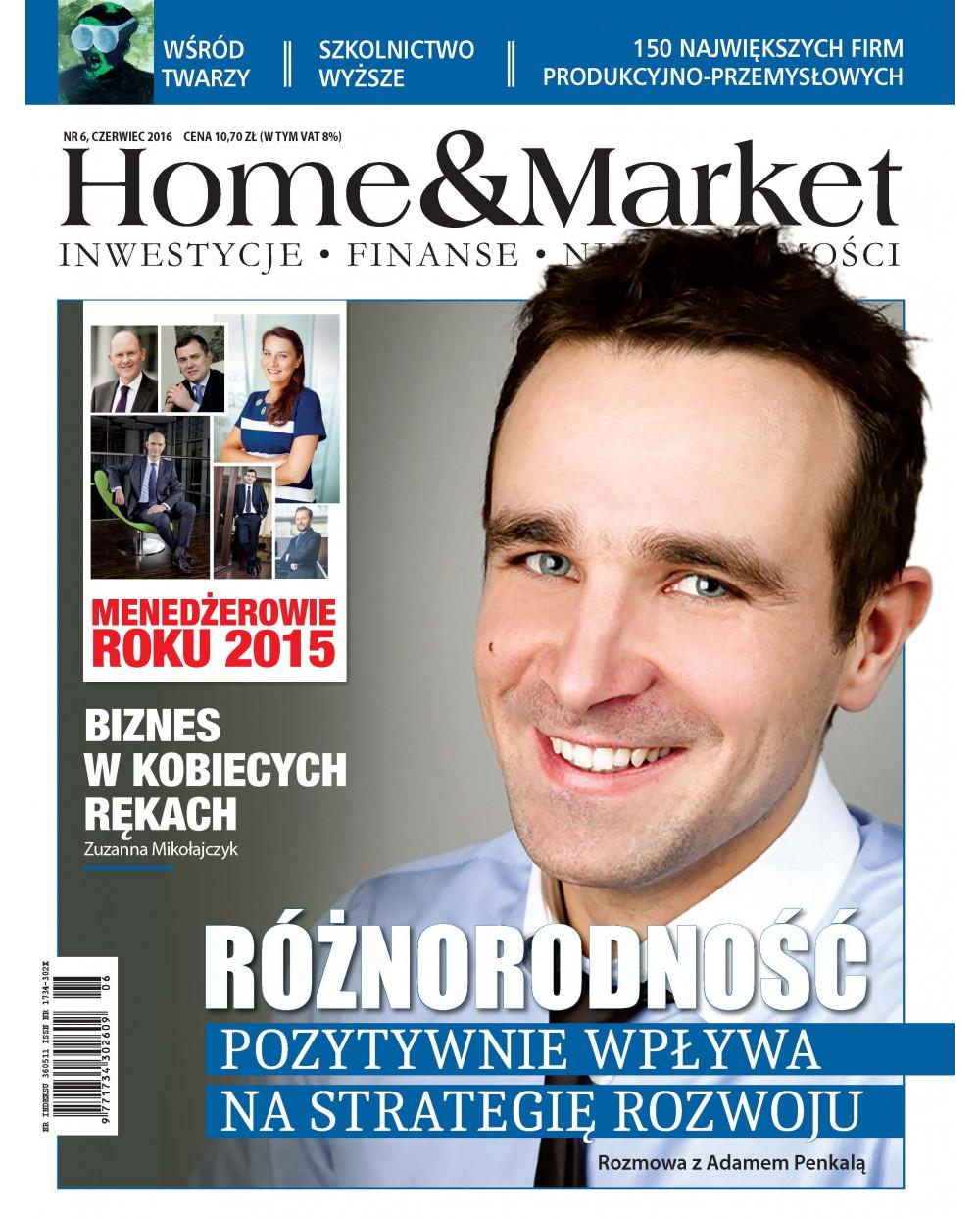 Home&Market 06/2016
