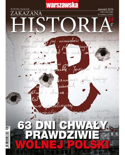 Zakazana Historia 08/2016