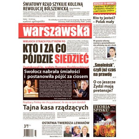 Warszawska Gazeta 37/2016