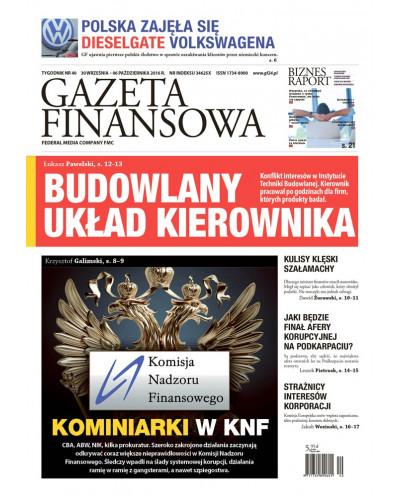 Gazeta Finansowa 40/2016