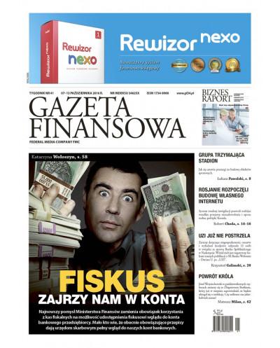 Gazeta Finansowa 41/2016