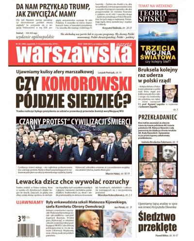 Warszawska Gazeta 40/2016