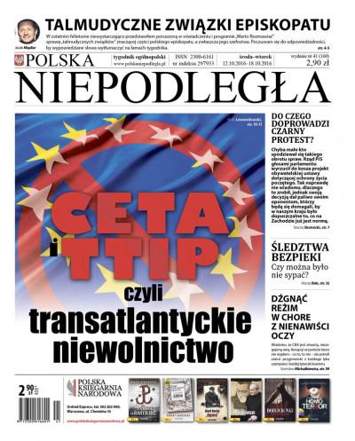 Polska Niepodlegla 41/2016