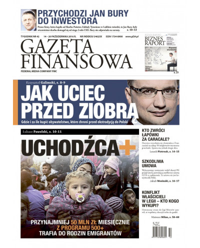 Gazeta Finansowa 42/2016