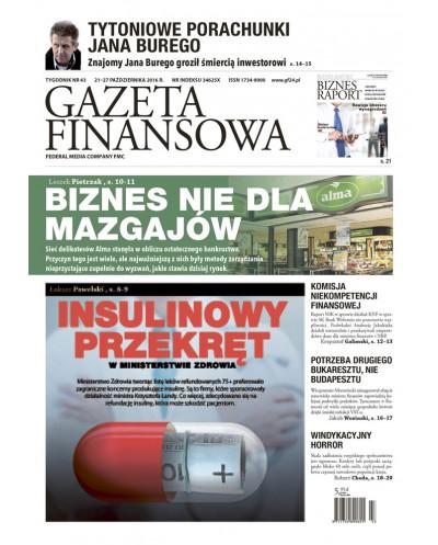 Gazeta Finansowa 43/2016