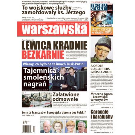 Warszawska Gazeta 42/2016