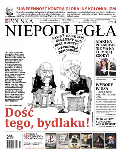 Polska Niepodległa 43-44/2016
