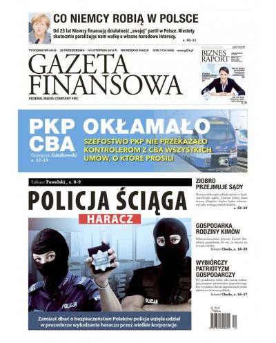 Gazeta Finansowa 44-45/2016