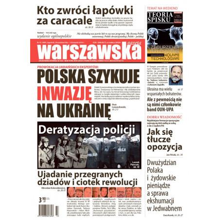 Warszawaska Gazeta 43/2016