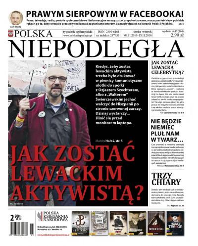 Polska Niepodległa 45/2016