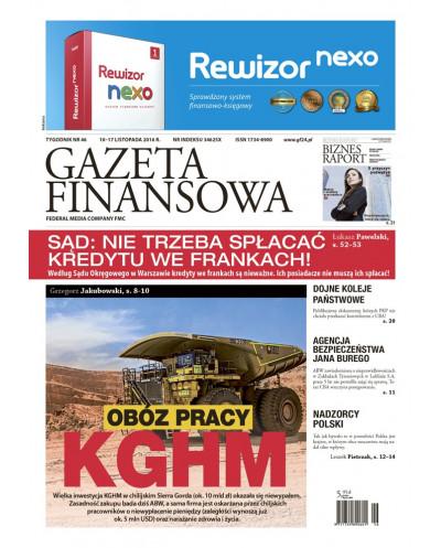 Gazeta Finansowa 46/2016