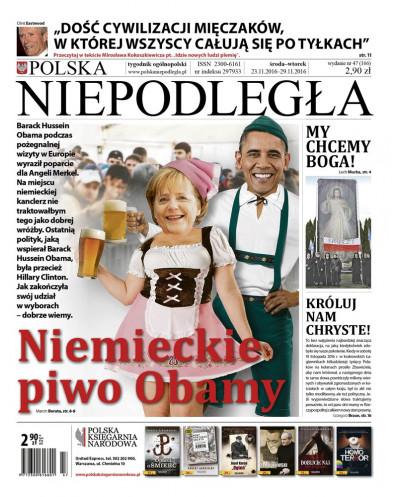 Polska Niepodległa 47/2016