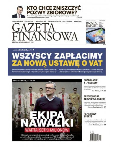 Gazeta Finansowa 48/2016