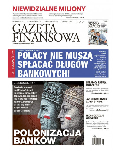 Gazeta Finansowa 49/2016