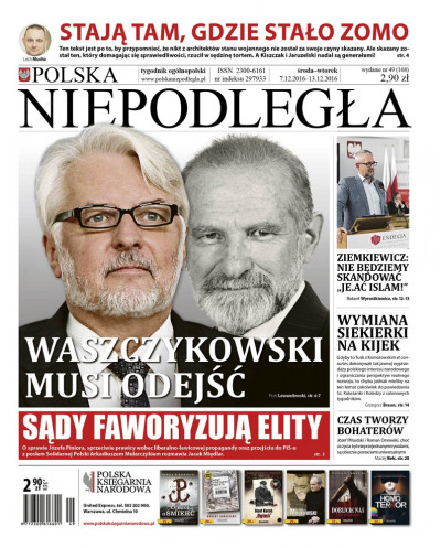 Polska Niepodległa 49/2016