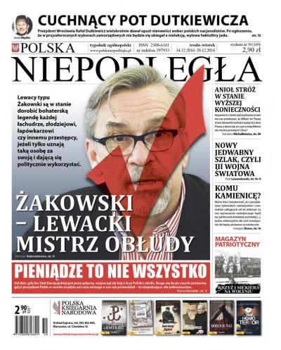Polska Niepodległa 50/2016