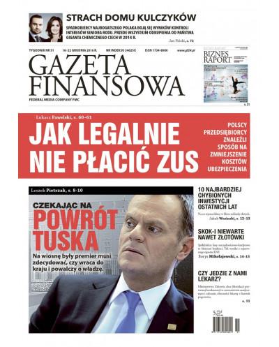 Gazeta Finansowa 51/2016