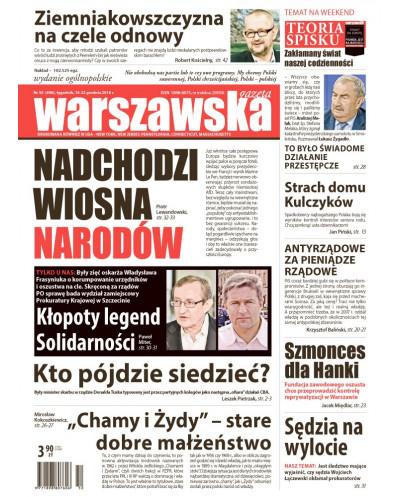 Warszawska Gazeta 50/2016