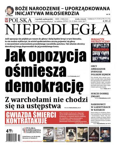 Polska Niepodległa 51-52-01/2016-2017