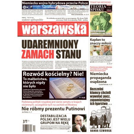 Warszawska Gazeta 52/2016