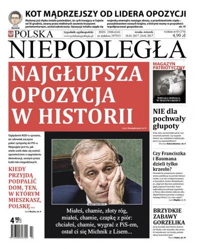Polska Niepodległa 03/2017
