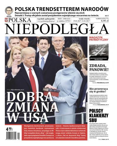 Polska Niepodległa 04/2017