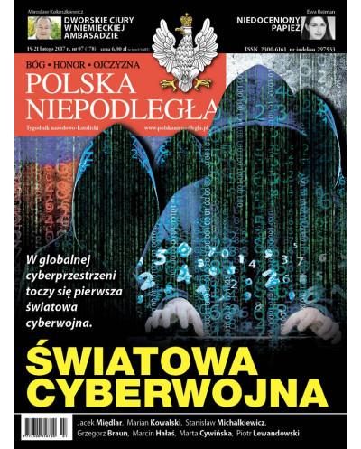 Polska Niepodległa 07/2017
