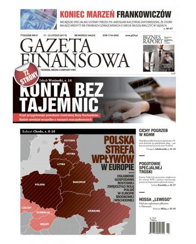 Gazeta Finansowa 07/2017