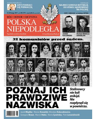Polska Niepodległa 08/2017